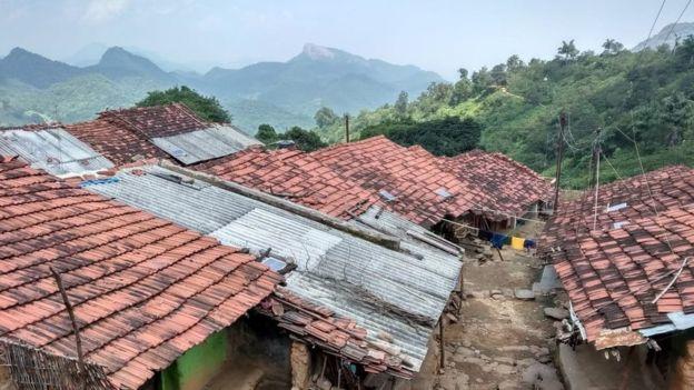 சிந்தல்லவலசா மலை கிராமம்
