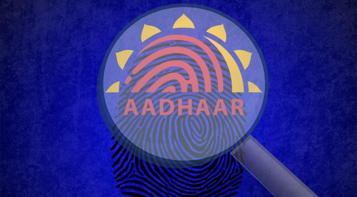 Much of the infrastructure that underpins the 'new' welfare system like Aadhaar was also started under a Congress-led administration. Illustration by The Wire